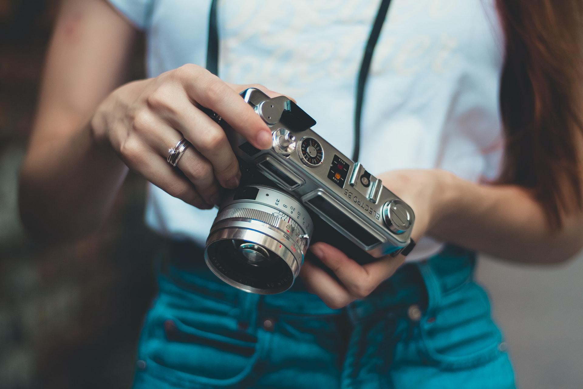 9 Tips to Build a Professional Photography Portfolio