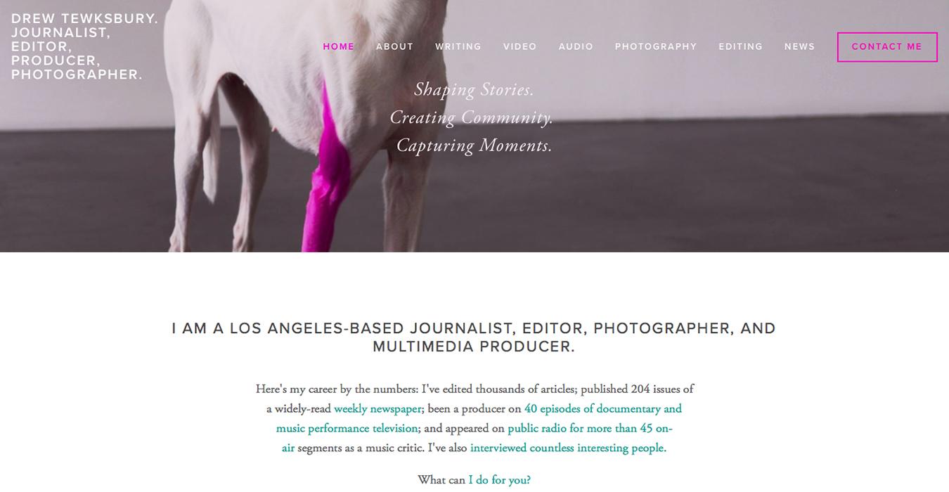 Journo Portfolio, journalism portfolio, online portfolios, journalists, writing