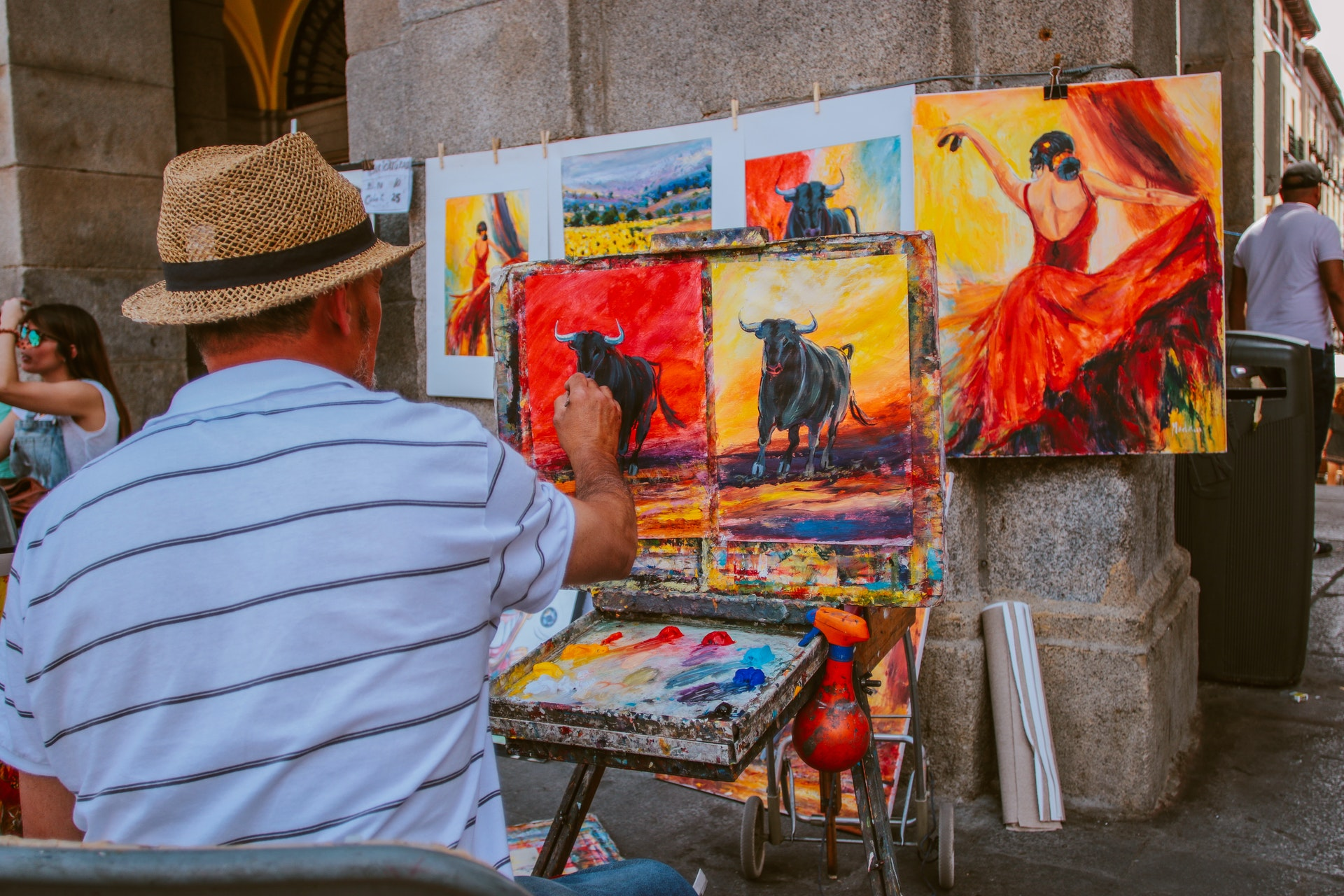 Art Marketing: How to Promote Yourself as an Artist