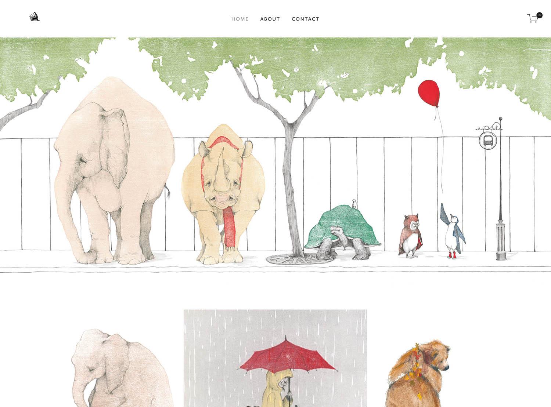 Erin Stead Website