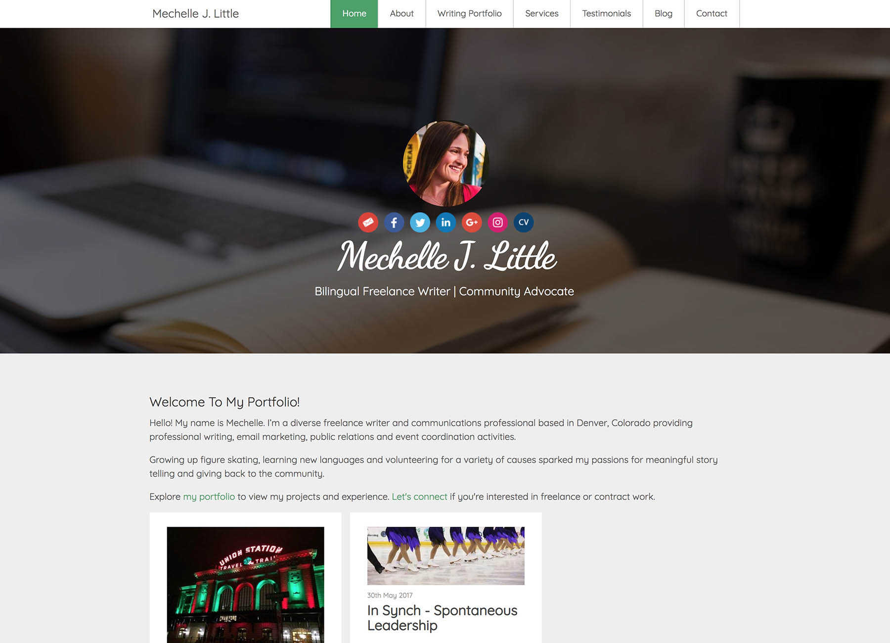 Mechelle Little Portfolio