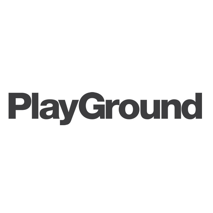 PlayGround Magazine Logo