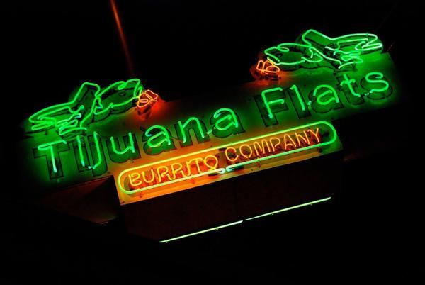 UCF Student Cassandra Barron, who works at Tijuana Flats, is considered an essential employee during the COVID-19 pandemic. She is instructed to sanitize the restaurant every 30 minutes, including where customers ordering to-go orders may have touched.