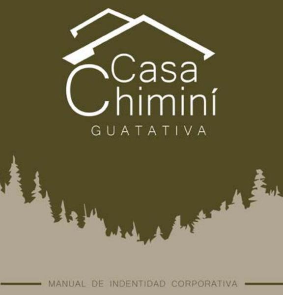 Manual identidad gráfica Casa Chiminí