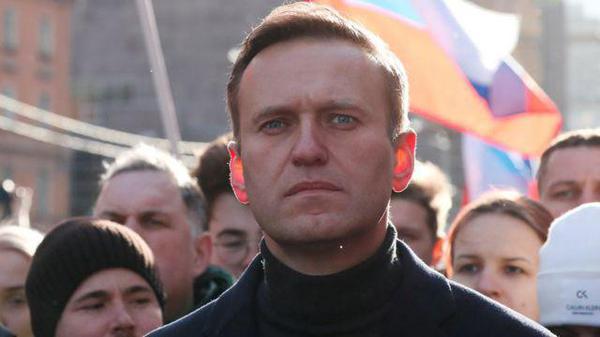 Alexei Navalny Putin