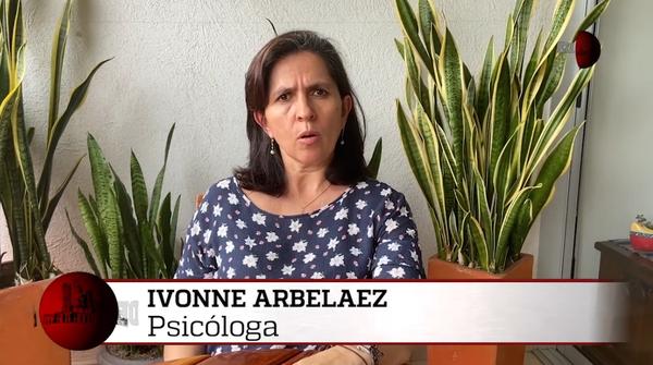 Psicologa salud mental pandemia