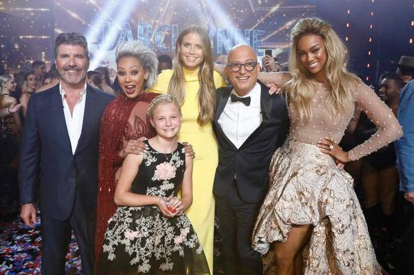 cceeee62b 'America's Got Talent' Champ Darci Lynne Farmer Has Some Sweet Plans For Her  $1 Million
