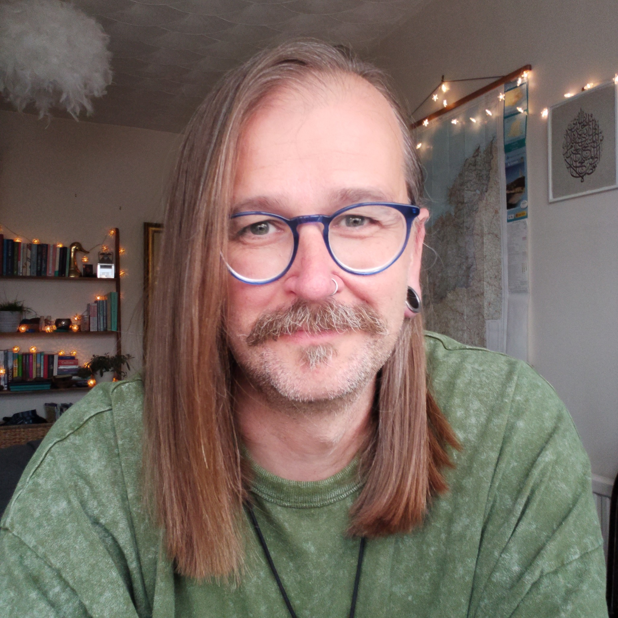 Portrait of Dru Jaeger