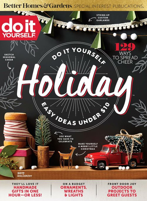Editorial management heidi palkovic do it yourself holiday 2017 available now solutioingenieria Image collections