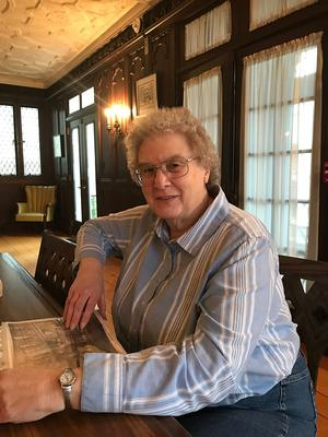 Lifelong Red Bank resident Kathy Lou Colmorgen