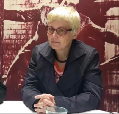 Sara Høyrup entrevistada 2020