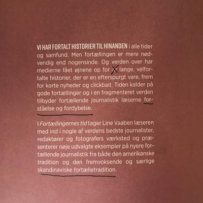 Fortællingernes Tid oversat af Sara Høyrup
