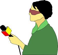 dibujo entrevistador