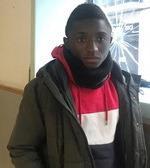 Moussa, 16-årig migrant fra Mali