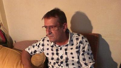 el funcionario catalán Antonio Gutierrez entrevistado por Sara Høyrup