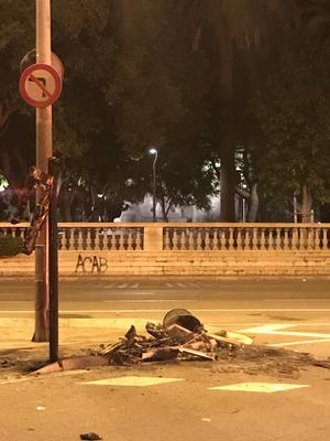 Barcelona brænder 2019