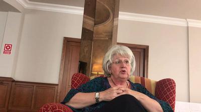 Teresa Freixes interviewed by Sara Høyrup 2018