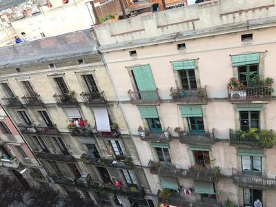 balkoner under pandemien