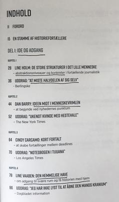 Sara Høyrup oversætter af Fortællingernes tid