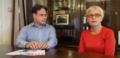 Sara Høyrup entrevista al fundador de Catalogne, peuple d'Espagne