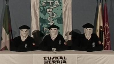 baskiske terrorister