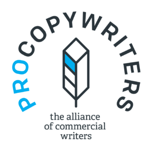 Corinna is a member of Pro Copywriters, the alliance of commercial writers.
