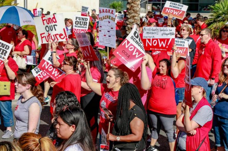 CCEA Teachers Strike