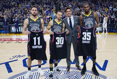 086bea461f3 The Golden State Warriors should retain Bob Myers at all costs