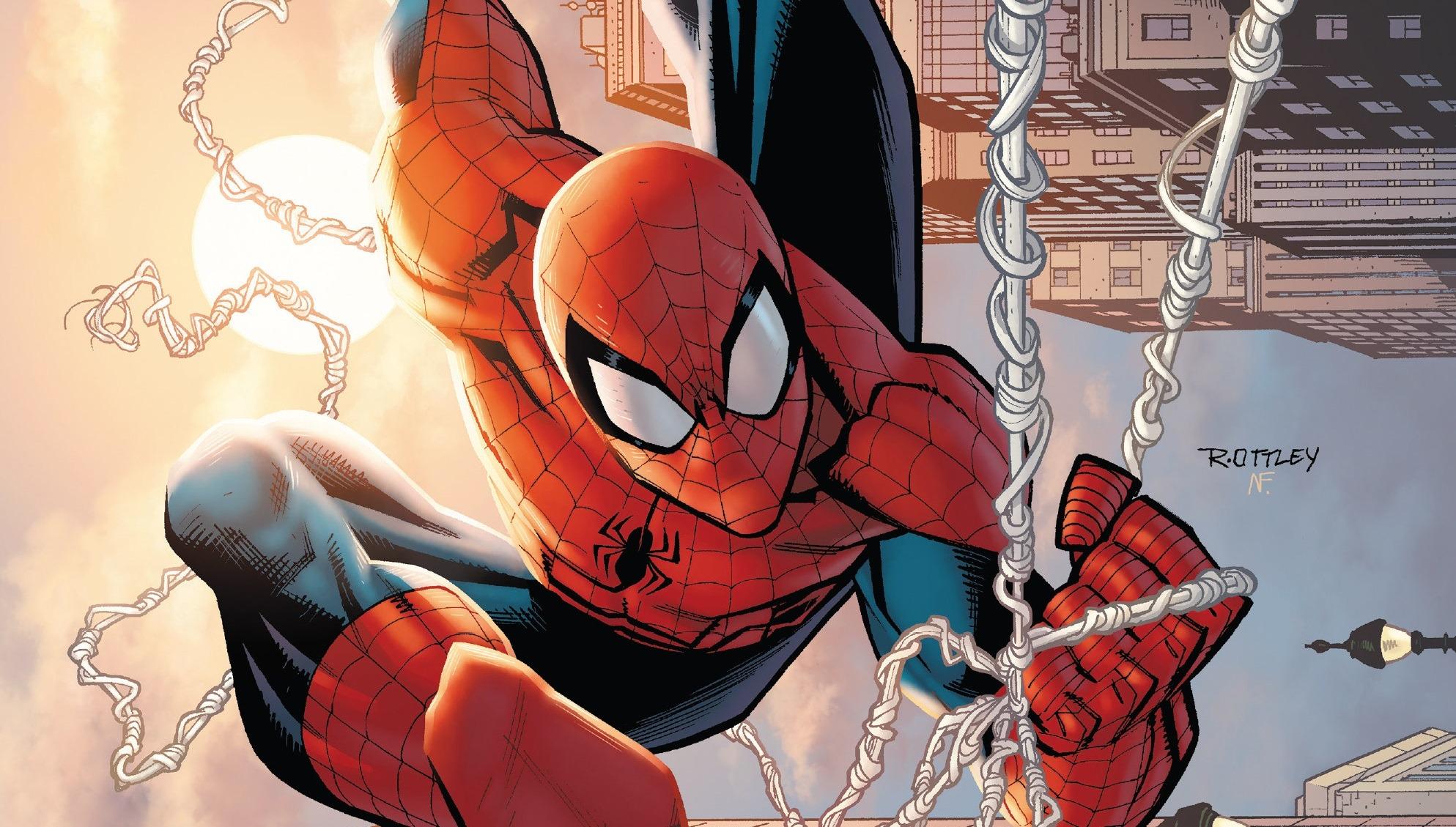 The Amazing Spider-Man Ryan Ottley