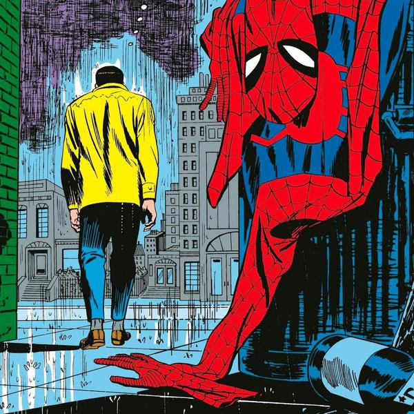 The Amazing Spider-Man no more Peter Parker #50