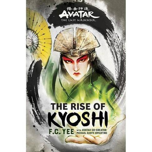 The cover of Avatar: The Last Airbender - The Rise of Kyoshi by F. C. Yee