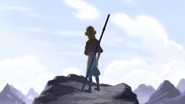 Avatar: The Last Airbender Aang Nickelodeon