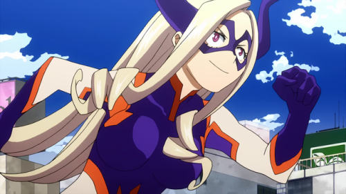Mt. Lady from My Hero Academia