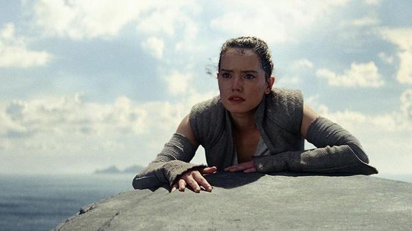 Rey from Star Wars Episode VIII: The Last Jedi