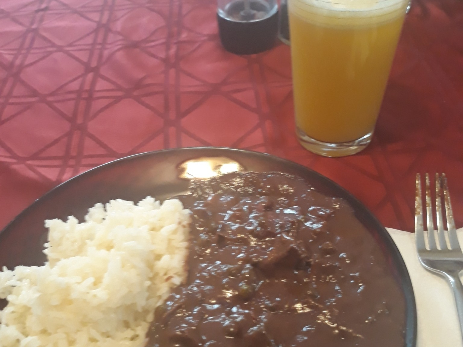 Monster Curry and an Estus Flask