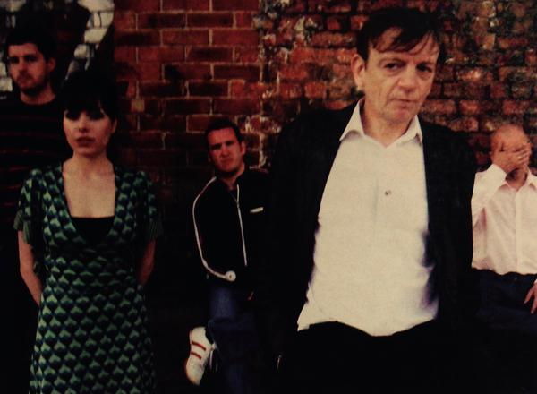 Mark E. Smith, The Fall - Interview for Athinorama magazine