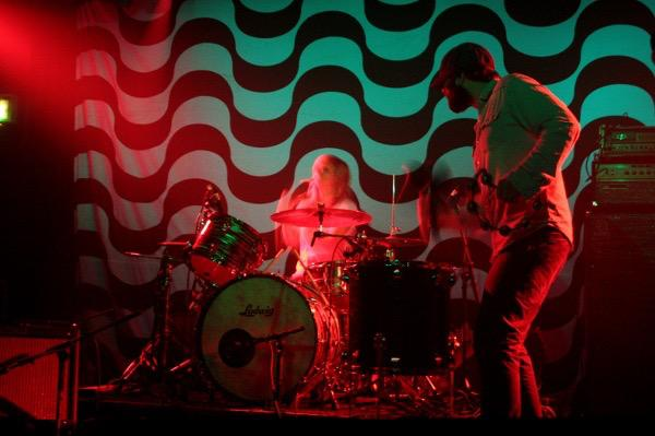 The Black Angels Live @Scala, London, UK