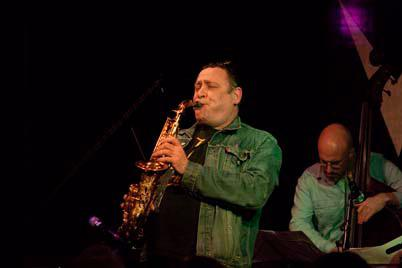 Gilad Atzmon Live @Vortex, Dalston, London