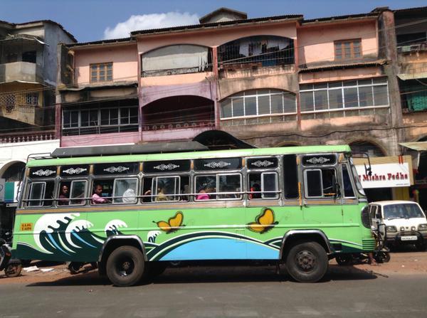 Chaudi, Goa, India