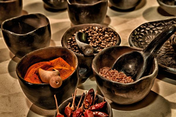 Spices, Chile