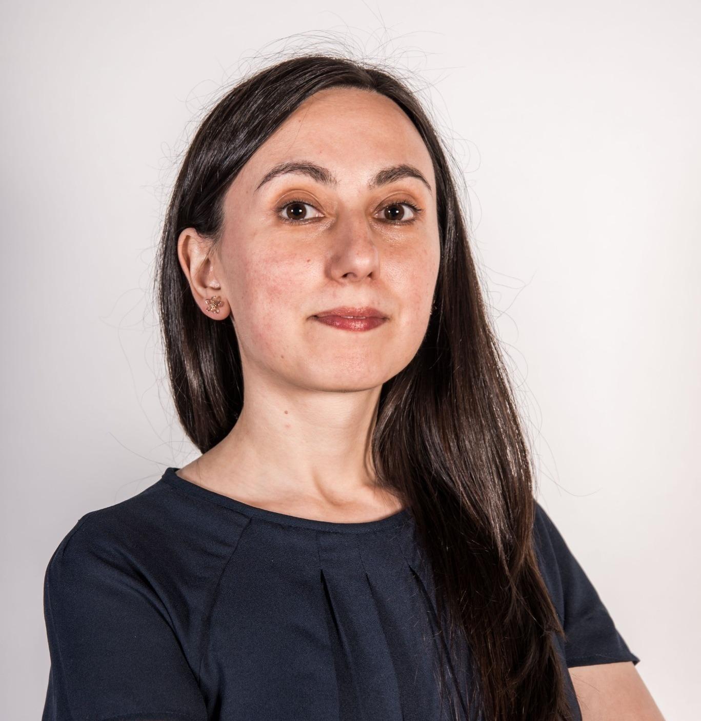 Ani Kodjabasheva portrait photo
