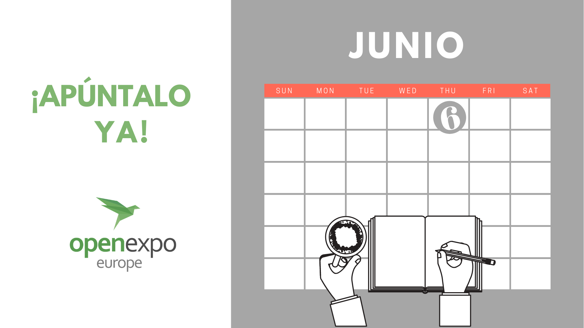 Banners / Yacarlí Carreño Santamaría / OpenExpo Europe