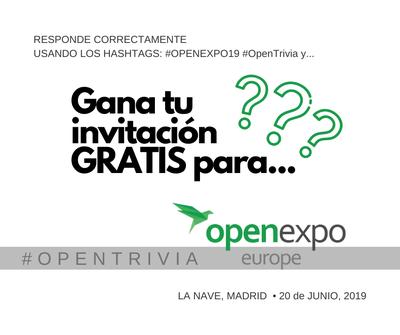 Facebook Posts / Yacarlí Carreño Santamaría / OpenExpo Europe