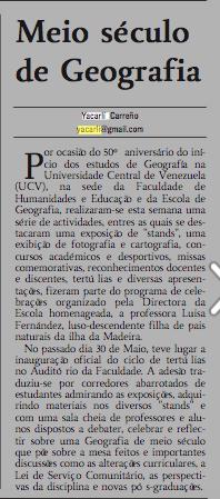 Yacarlí Carreño Santamaría / Correio da Venezuela