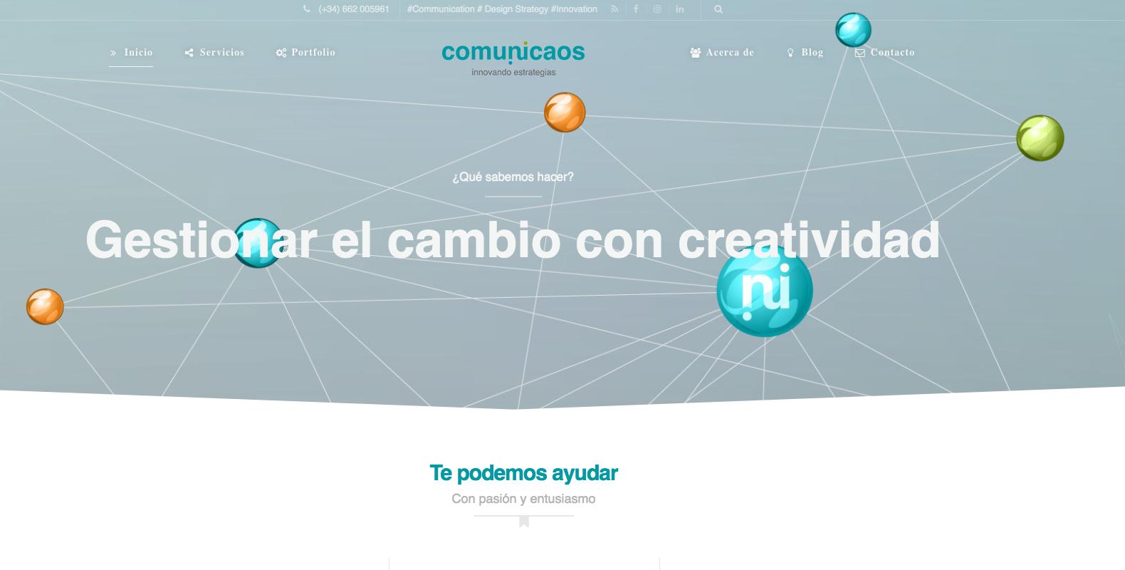 Comunicaos Web