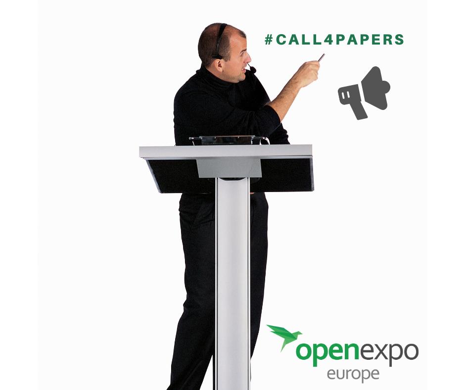 Contenido publicitario / Yacarlí Carreño Santamaría / OpenExpo Europe