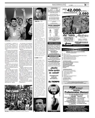 Yacarlí Carreño Santamaría / Diario El Tiempo
