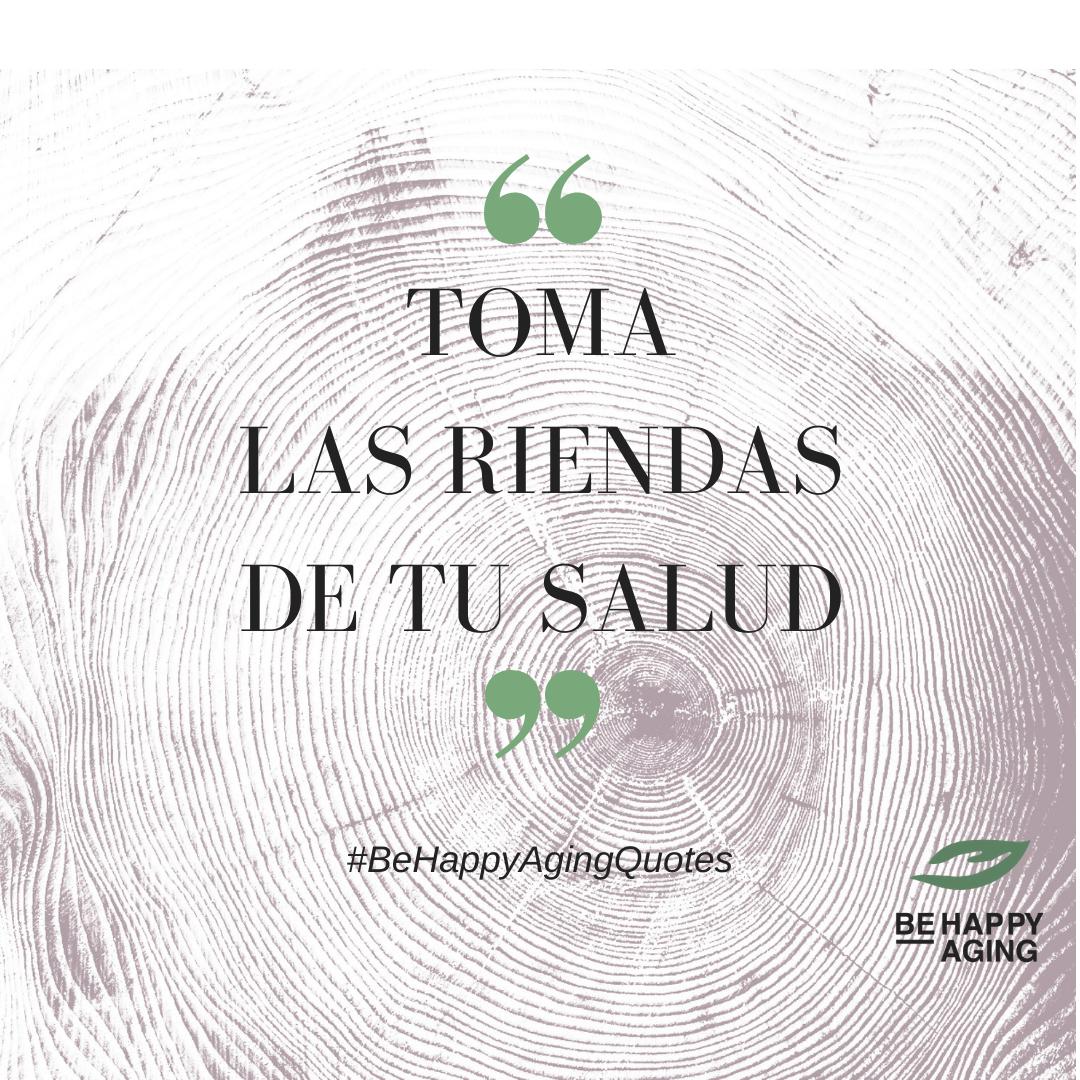 Yacarlí Carreño Santamaría / Be Happy Aging