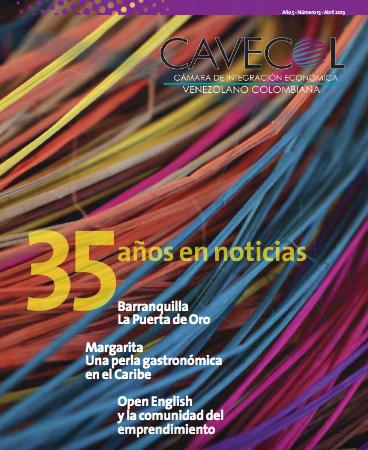 Yacarlí Carreño Santamaría / Revista Consecomercio