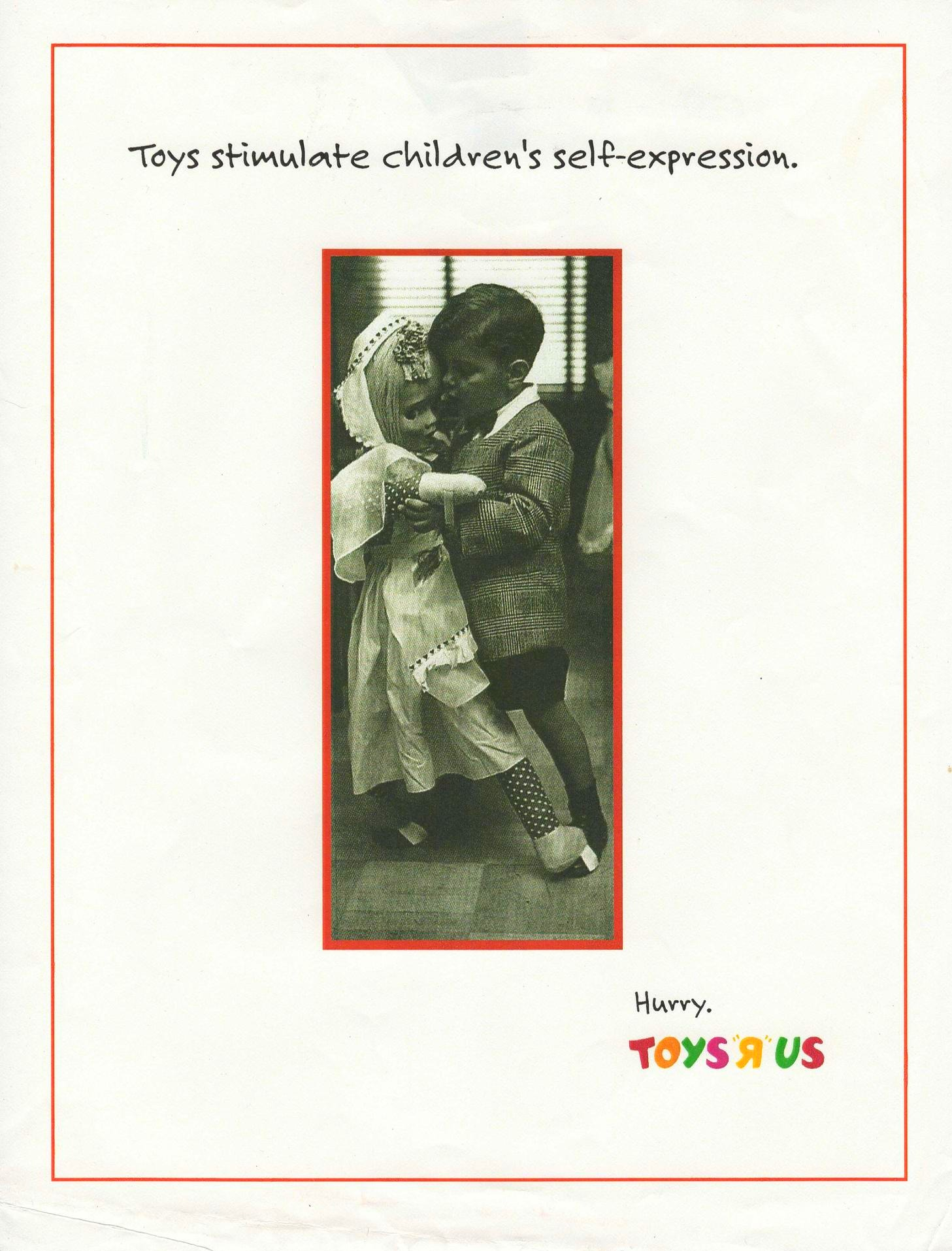 Toys R Us Campaign 4